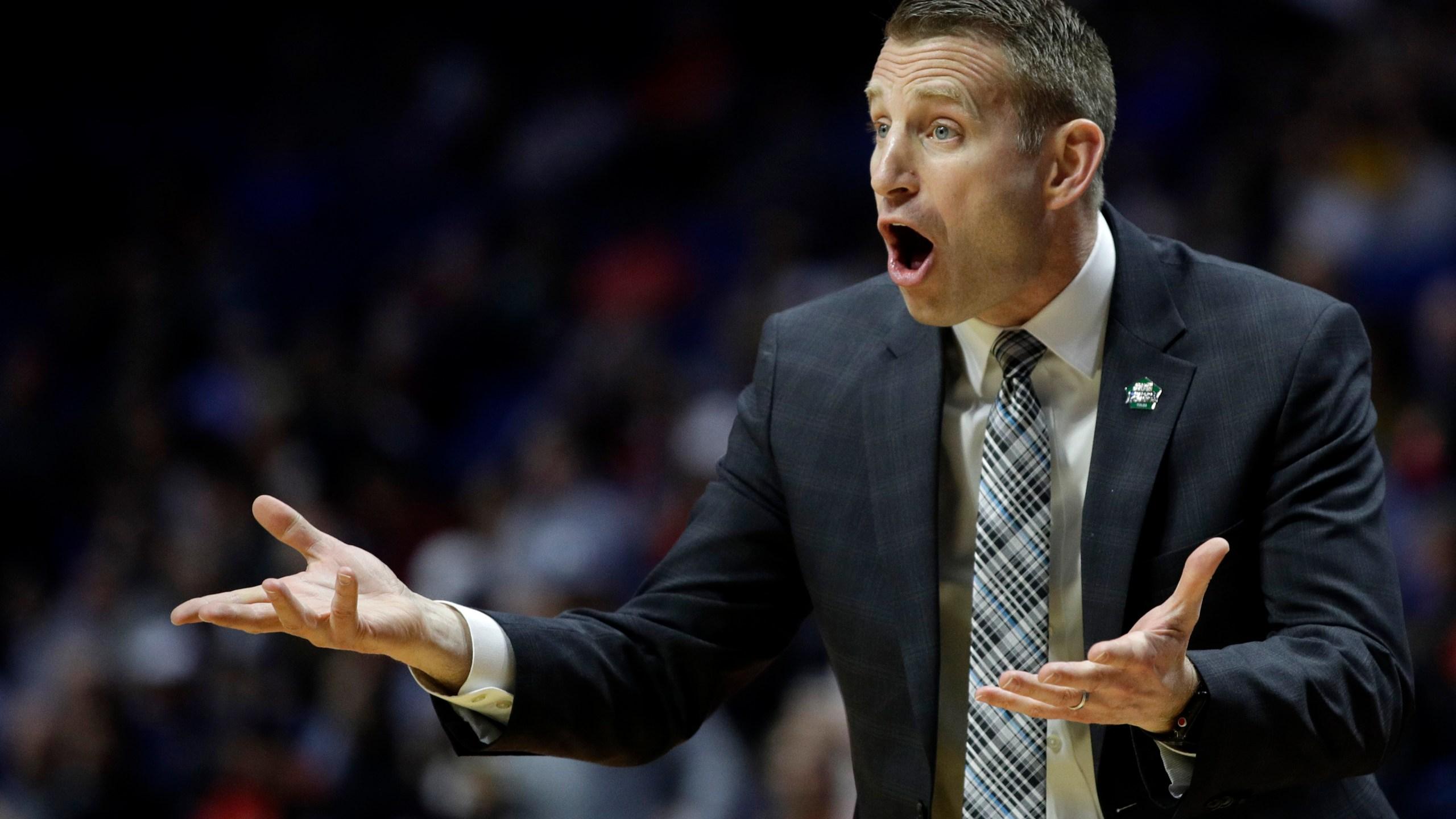 NCAA Arizona St Buffalo Basketball_1553296420188