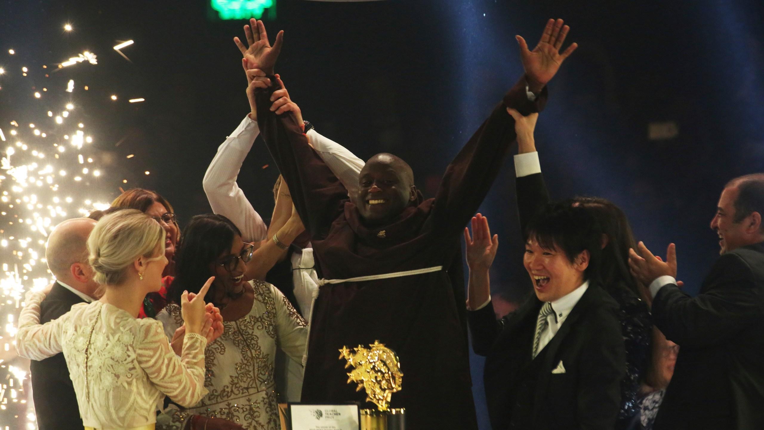 Global Teacher Prize_celebration 2