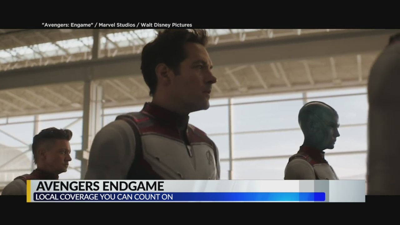 Avengers Endgame coming soon!