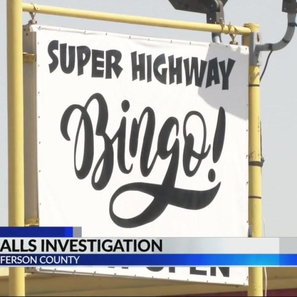Bingo Hall investigation