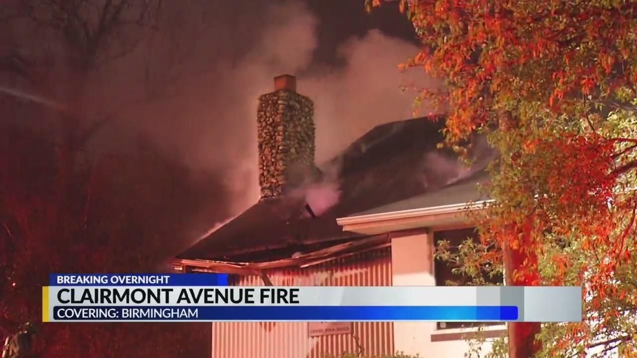 Clairmont Avenue Fire