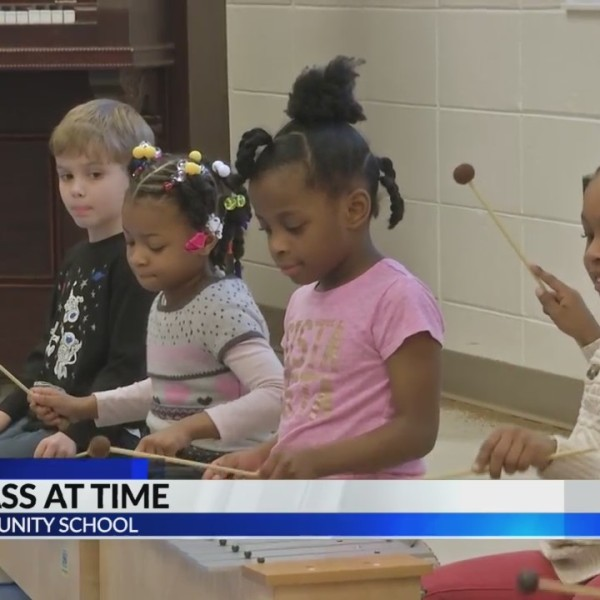 One Class: Minor Community School