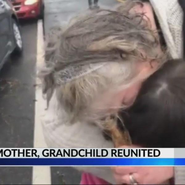 Reuniting after the storm