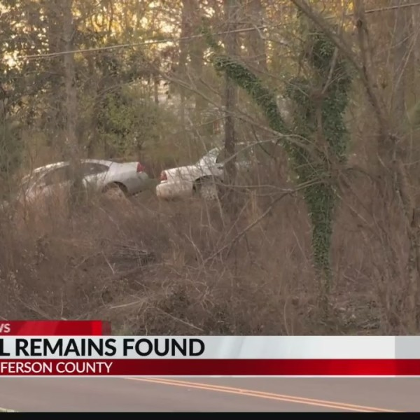 Skeletal remains found in Jefferson County