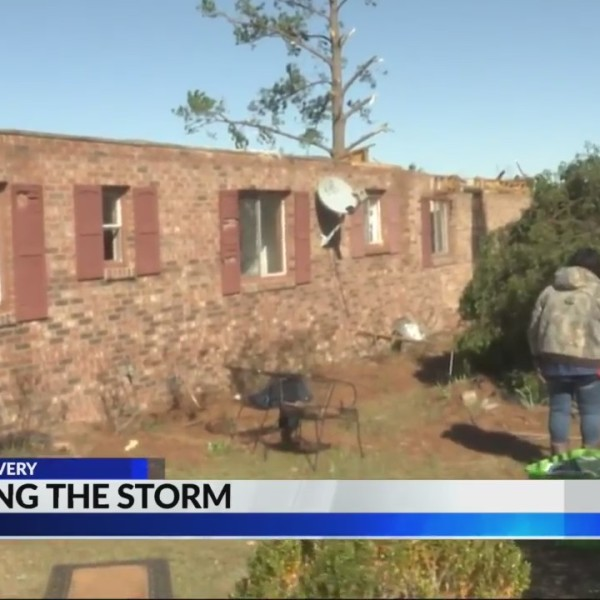 Surviving the storm in Lee County, one family recounts their experience