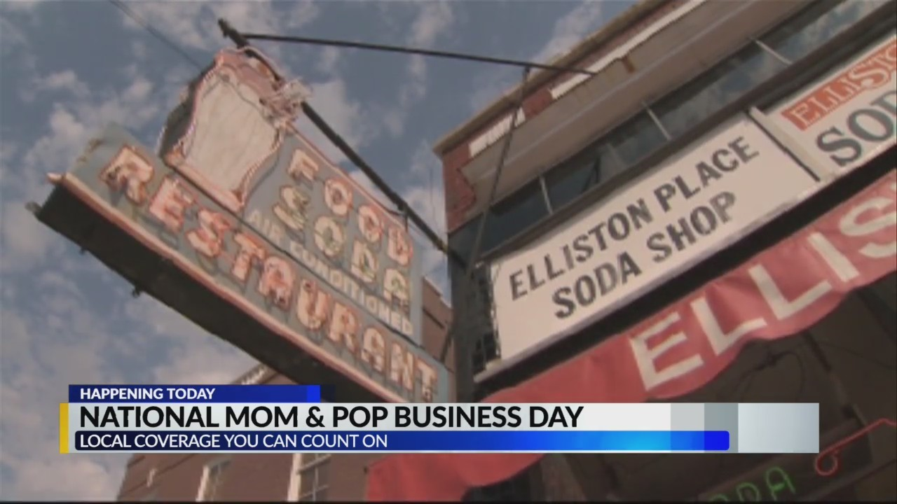Today: National Mom and Pop Business owners day