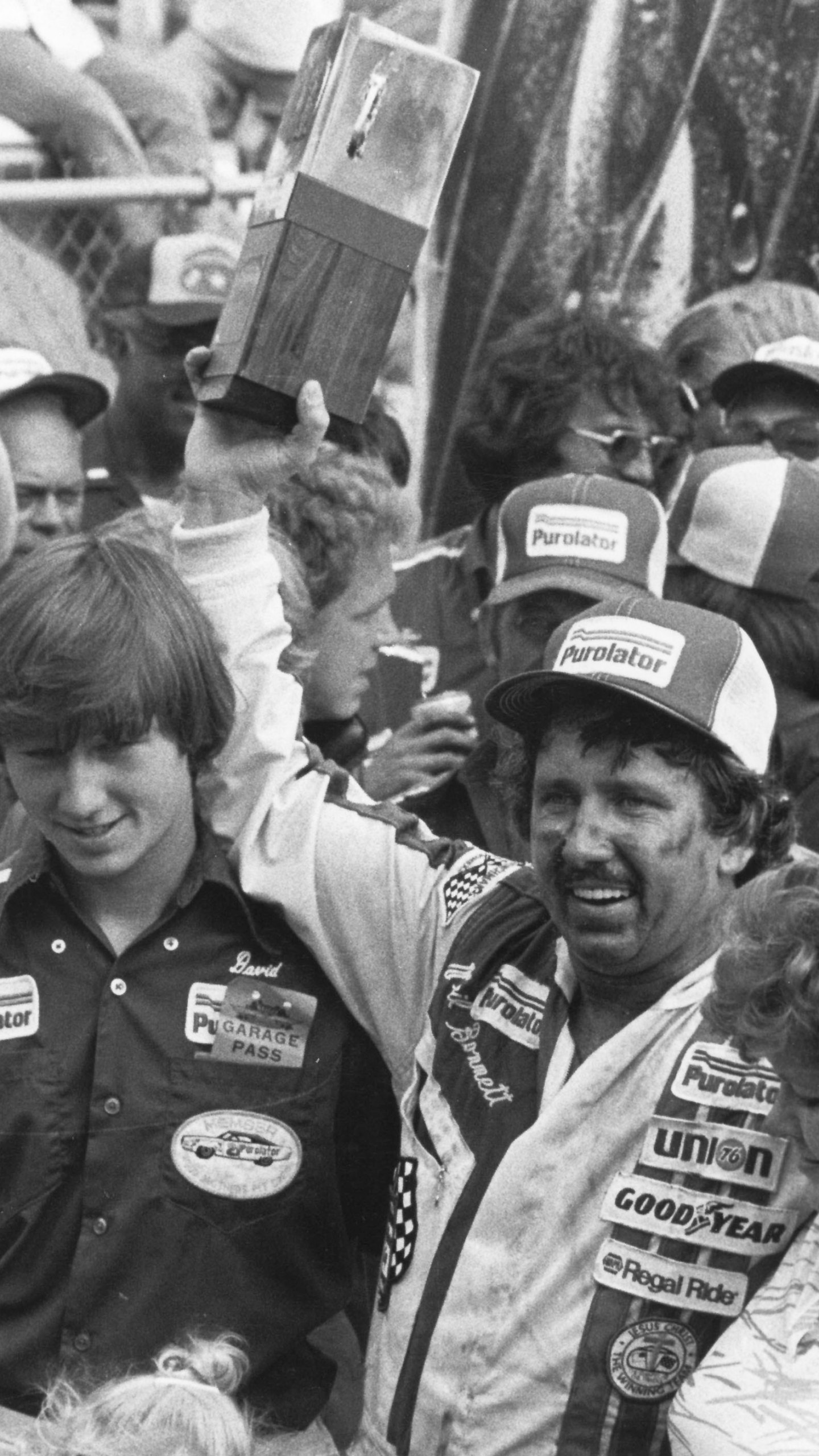 Neil Bonnett joins Red Farmer on NASCAR Hall of Fame nominee