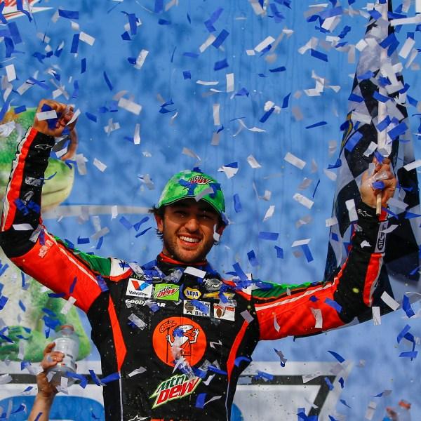 NASCAR Talladega Auto Racing_Chase Elliott
