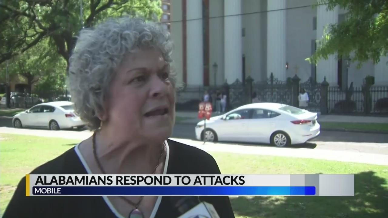 Alabamians respond to Sri Lankan bombings