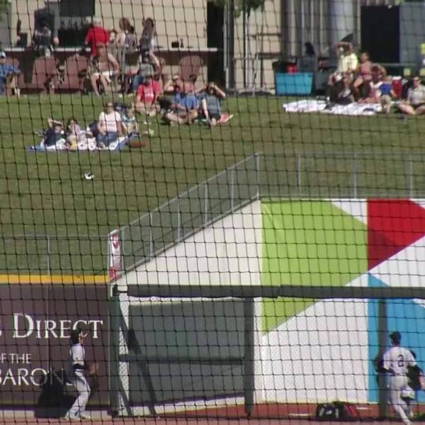 Birmingham Barons Defeats the Jackson Generals 10-4