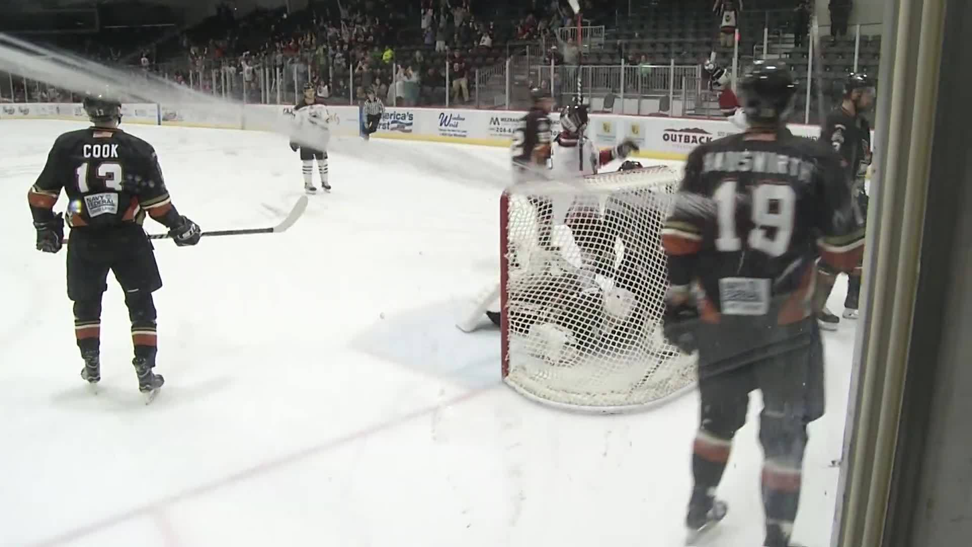 Birmingham Bulls defeat Fayetteville Marksmen 5-0 to advance to the President Cup Semi-finals
