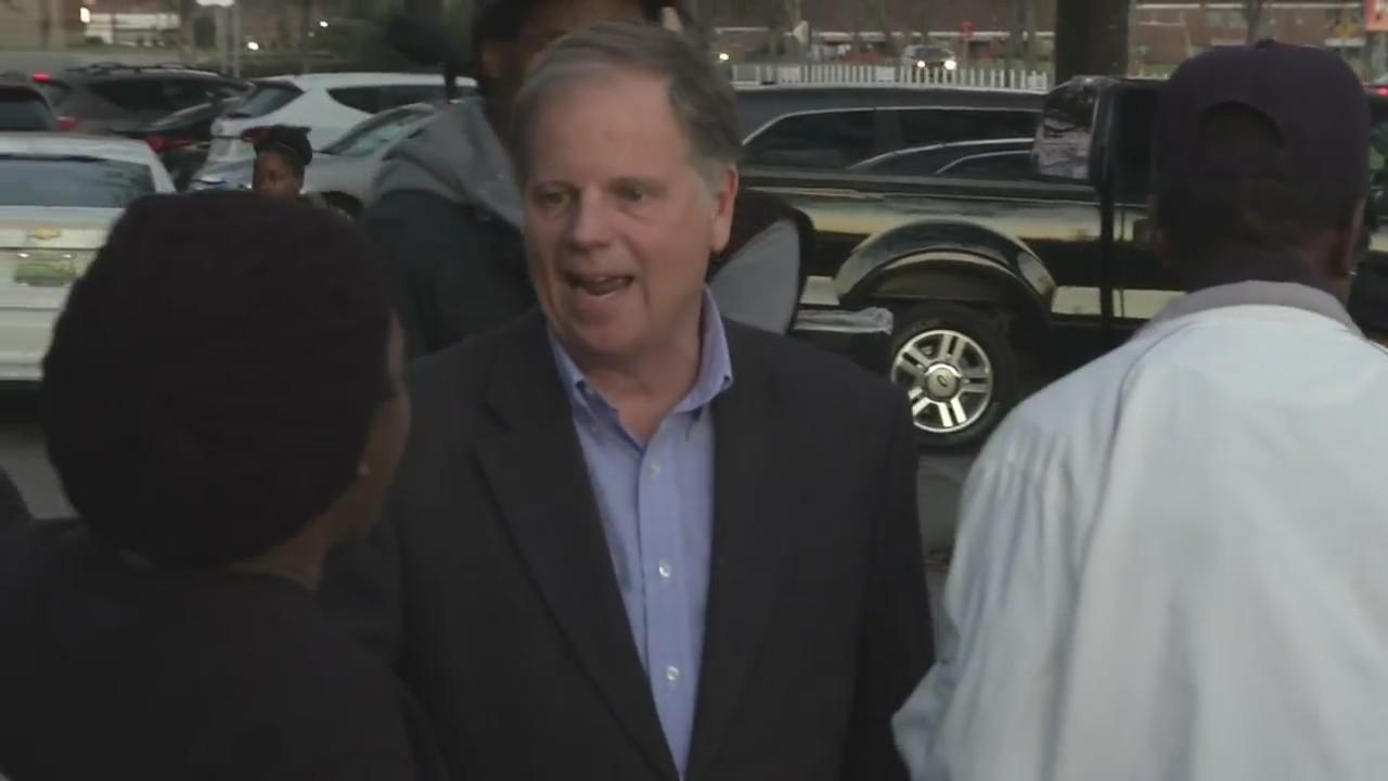 CBS 42 Political Steve Flowers on Sen. Doug Jones in the 2020 elections