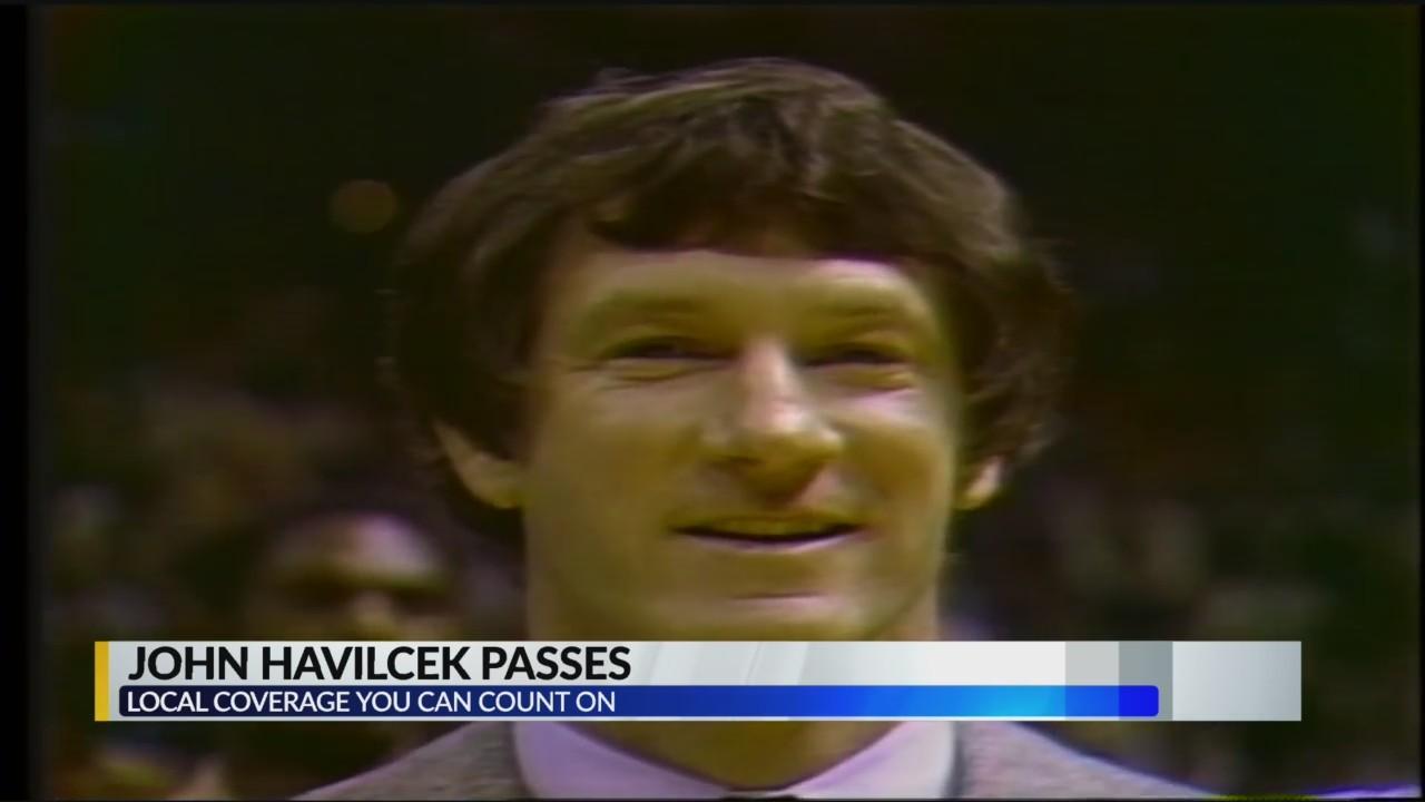 Celtics Legend John Havlicek Passes