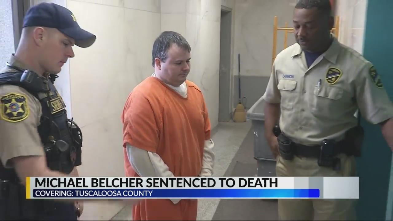Convicted killer Michael Belcher sentenced to Death