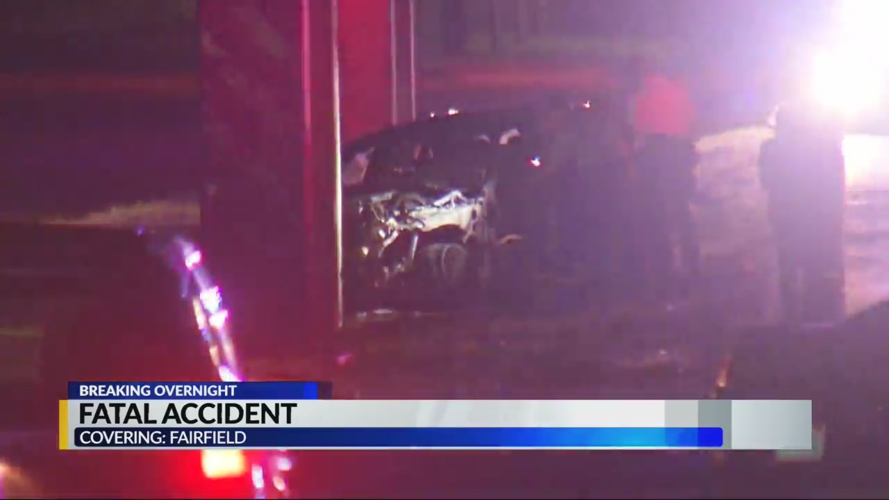 Fatal Accident in Fairfield