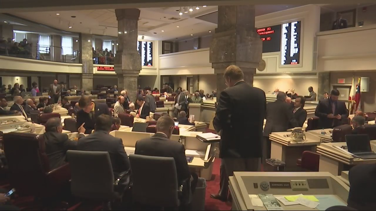 General fund budget passes Alabama House of Representatives