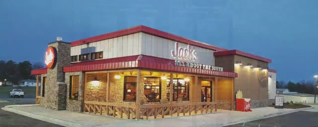 Jack's family restaurant renovations in Homewood