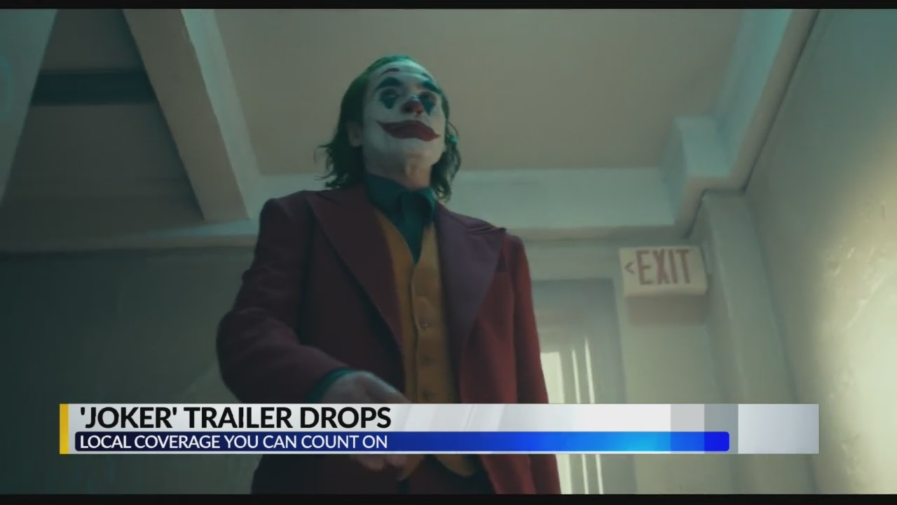 """Joker"" Trailer Drops"