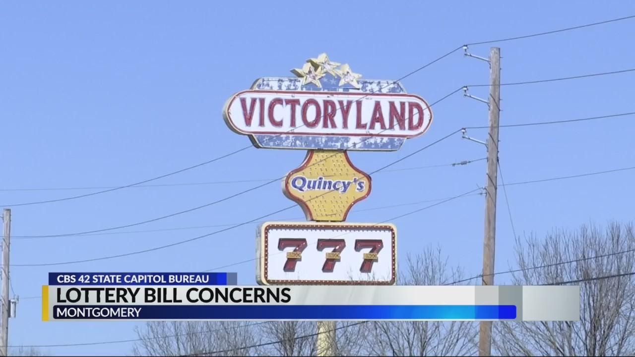 Lottery bill concerns