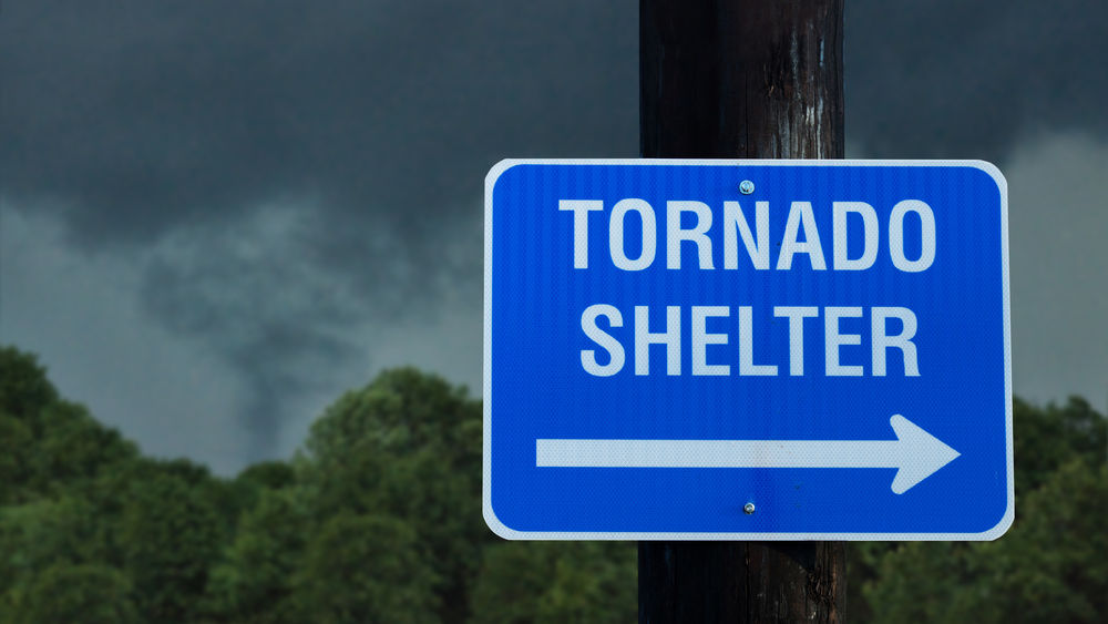 Storm shelter_stock