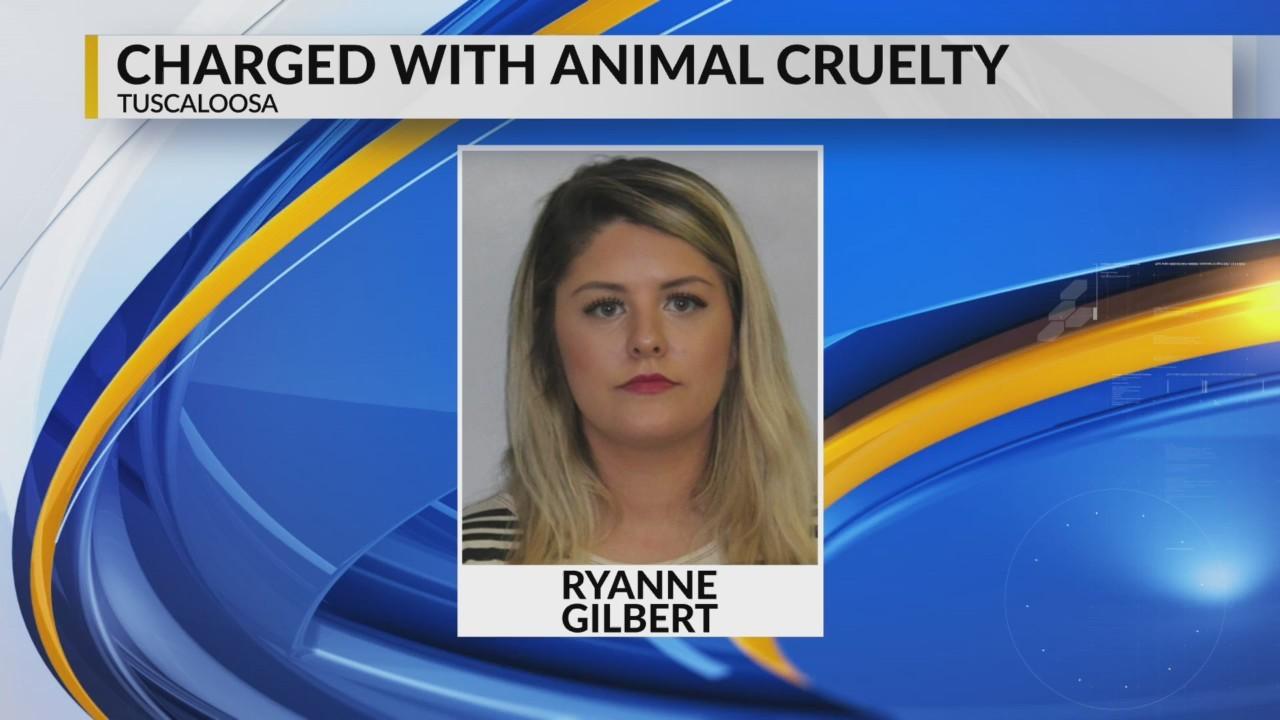 Tuscaloosa woman charged with animal cruelty