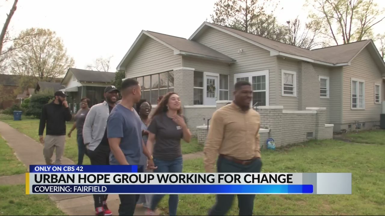 Urban Hope group working for change in Fairfield
