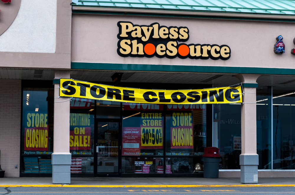 Payless ShoeSource_stock
