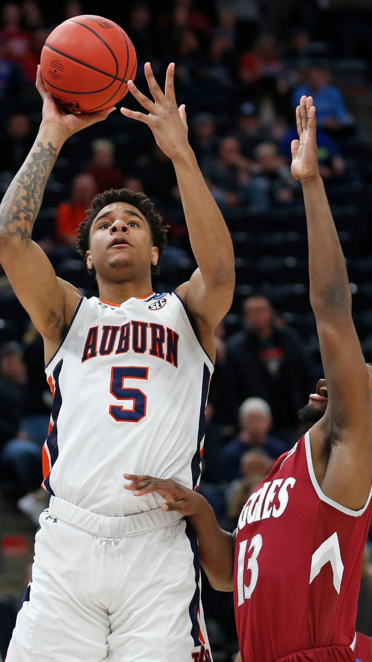 NCAA New Mexico St Auburn Basketball_1553202570767-118809330
