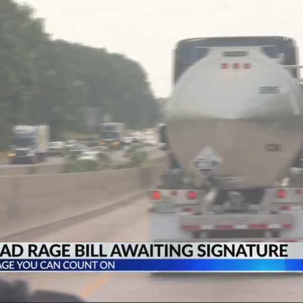 Anti Road Rage Bill
