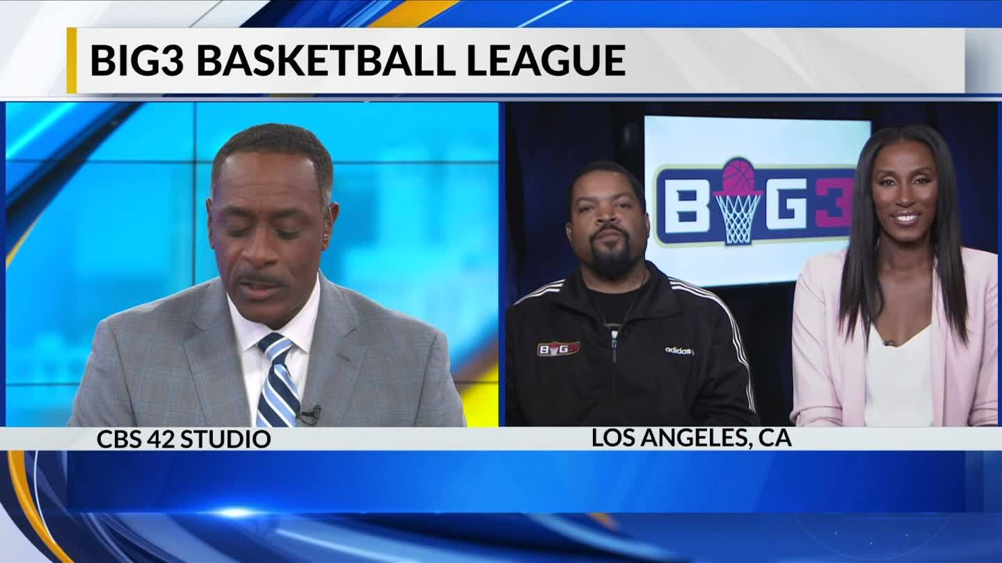 Art Franklin full interview with Ice Cube and Lisa Leslie