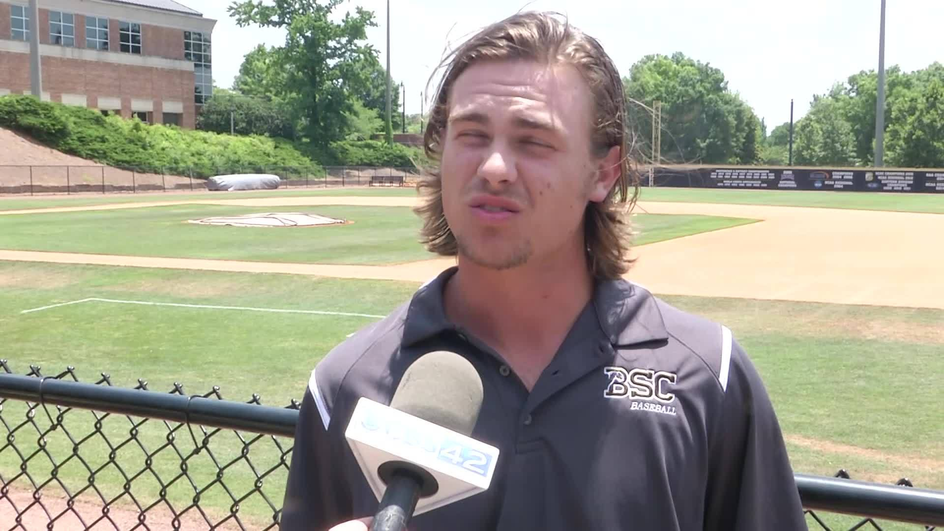 Birmingham-Southern Baseball leaves for D3 college world series