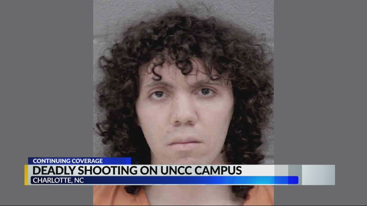 Deadly shooting on UNCC campus