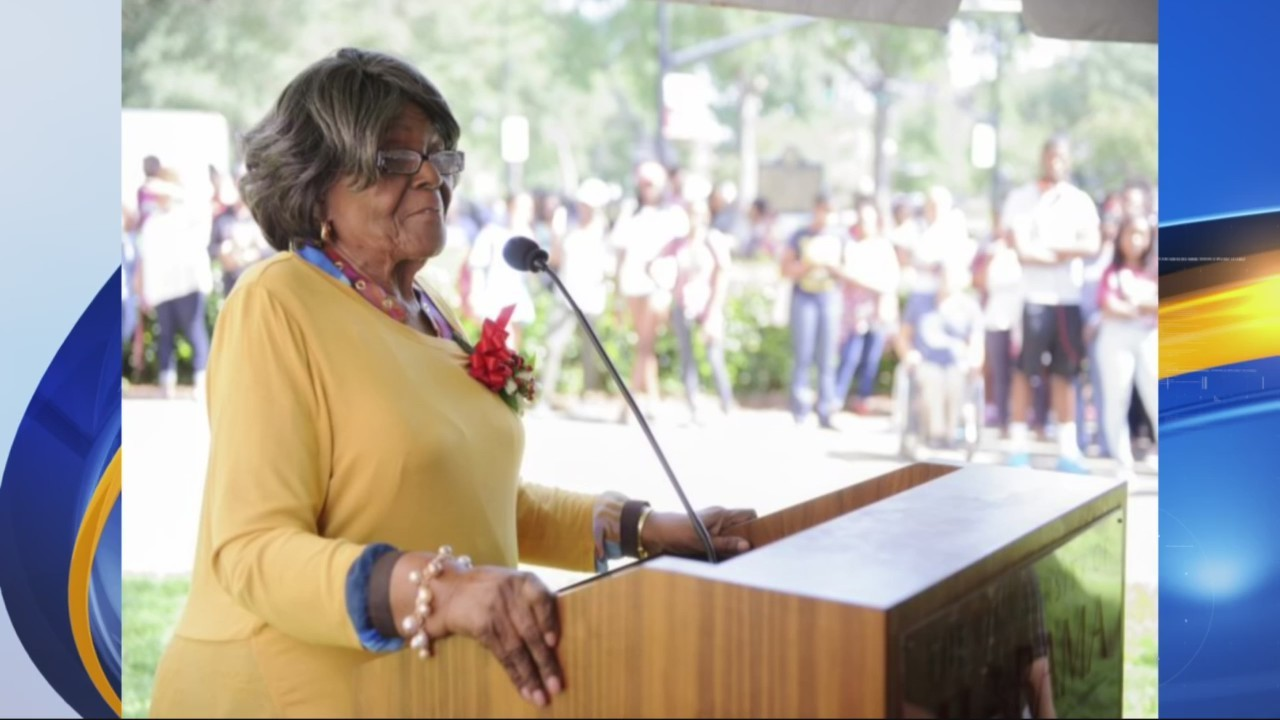 First black student at University of Alabama receives honorary doctorate
