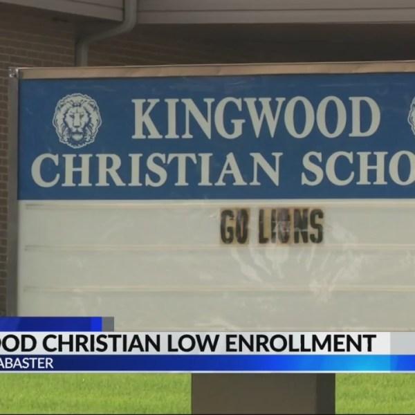Kingwood Christian School low enrollment