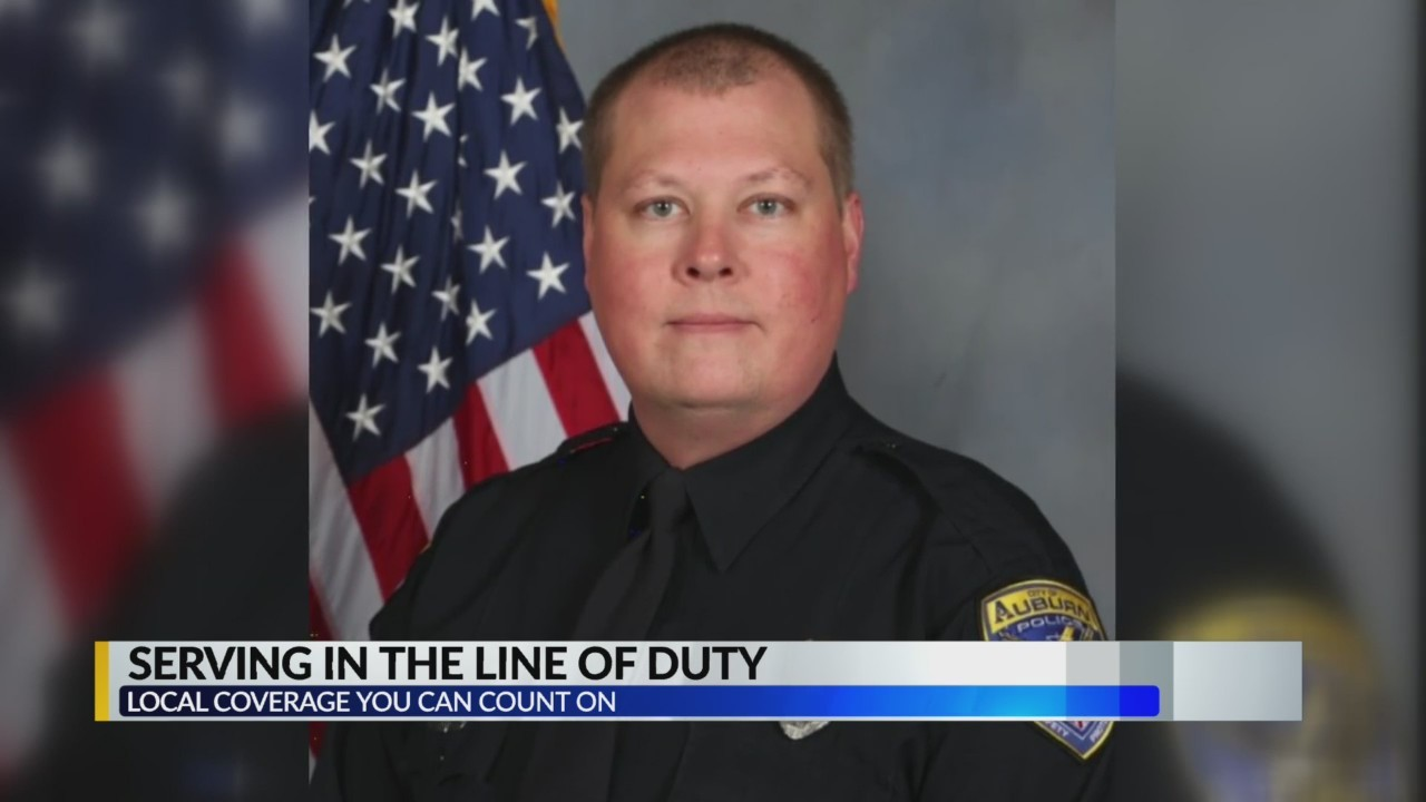 Serving in the line of duty