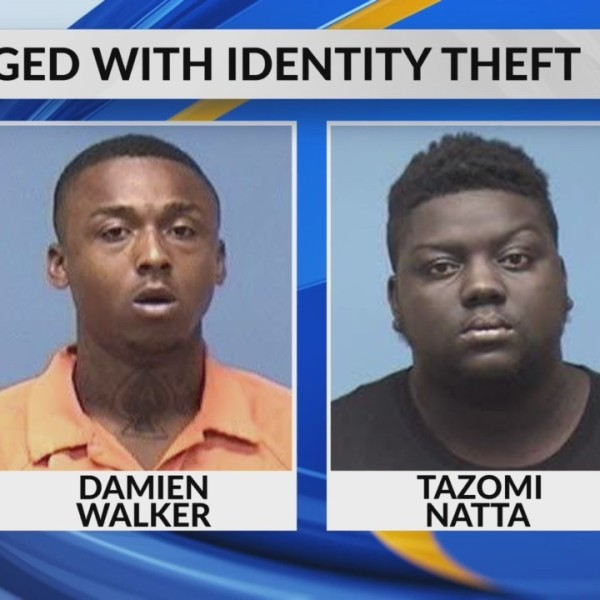 Two men charged in Vestavia Hills burglary, identity theft