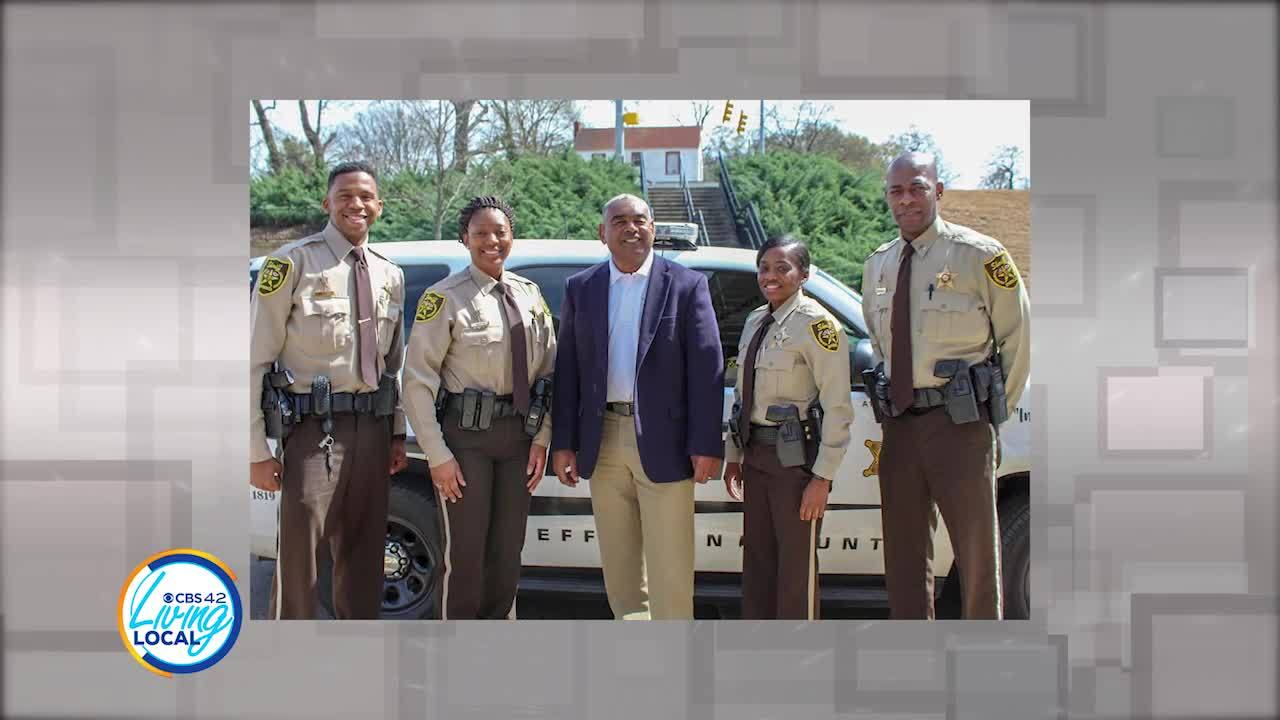 From paper boy to Jefferson County's first African American Sherriff, Mark Pettway