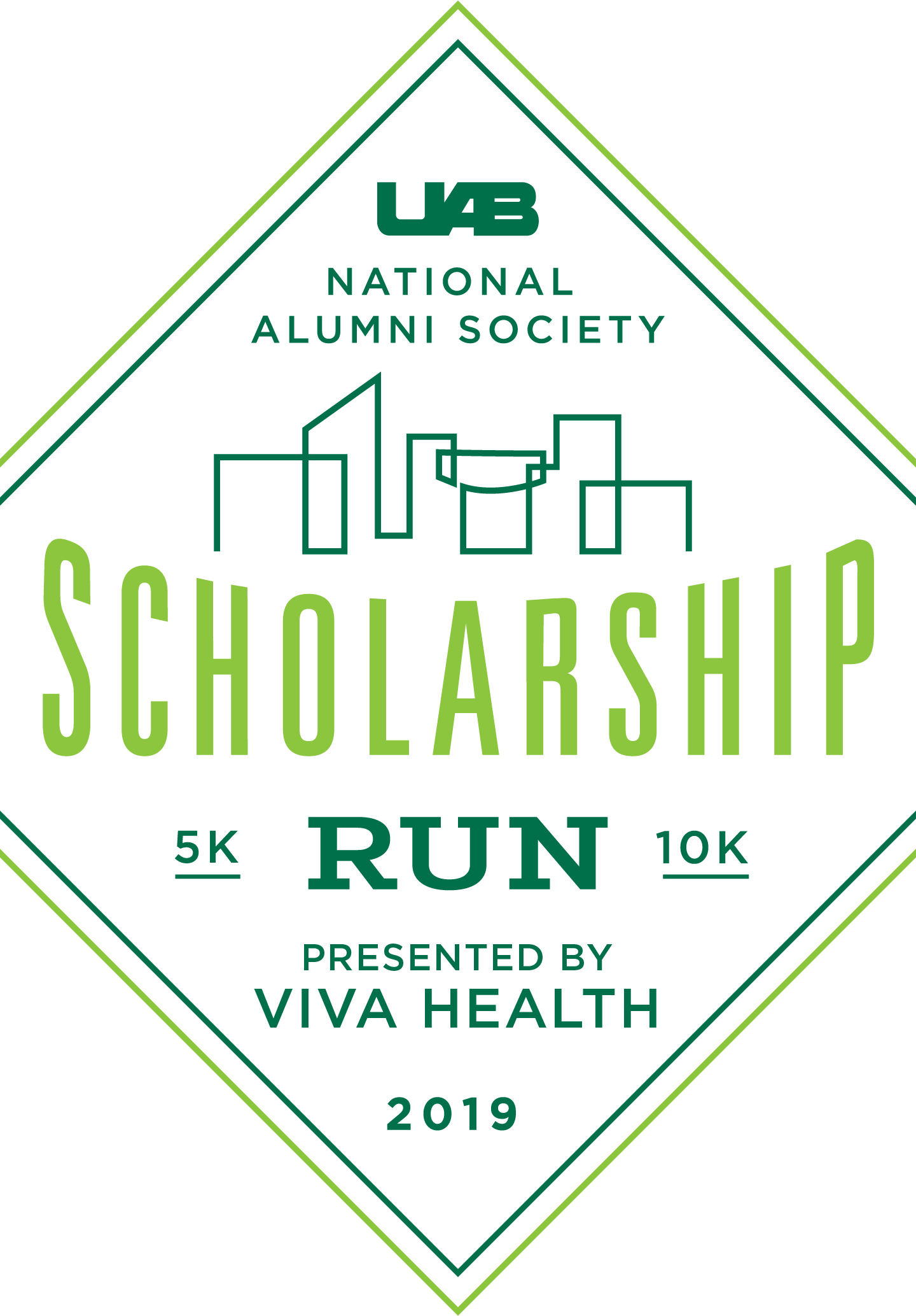 Uab 2019 Calendar Mark Your Calendar: Lace Up Your Shoes for UAB Scholarship Run