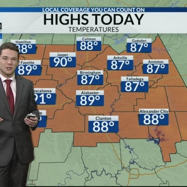 6/15/19 Saturday Morning Forecast