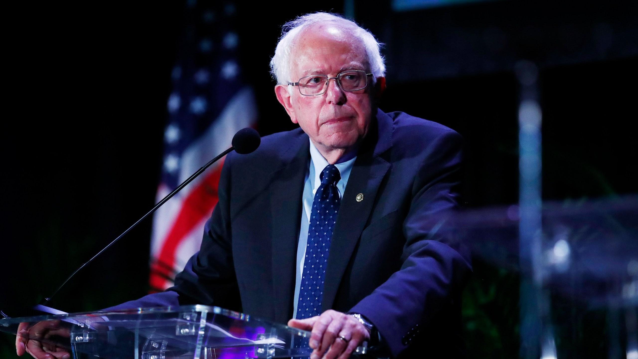 Election 2020 Sanders_college debt