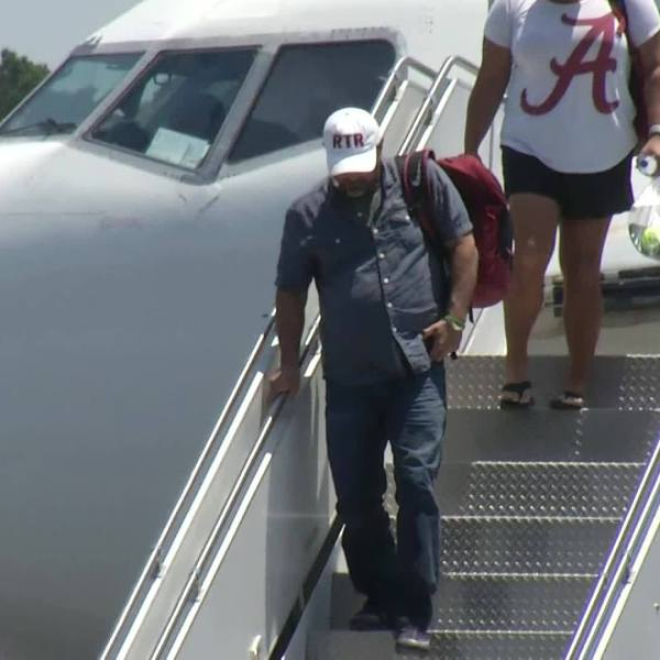 Alabama softball returns home after Women's College World Series