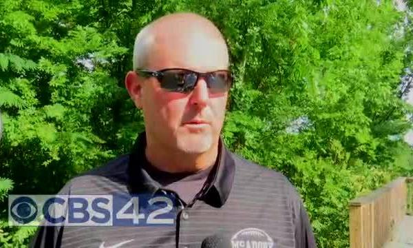 Bart Sessions takes over McAdory football