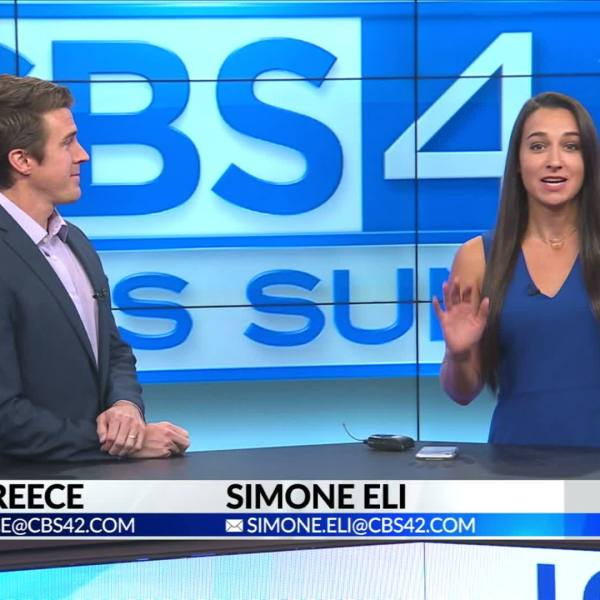 Simone Eli & Chris Breece debate Hot Topics