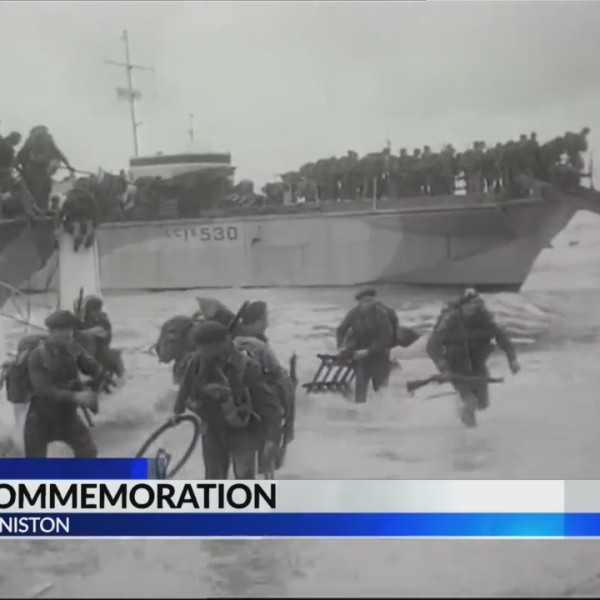Veterans share WWII stories at Berman Museum D-Day Salute