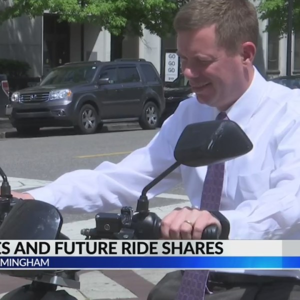 Zyp and ride share options coming to Birmingham