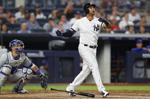 Luke Maile, Aaron Hicks