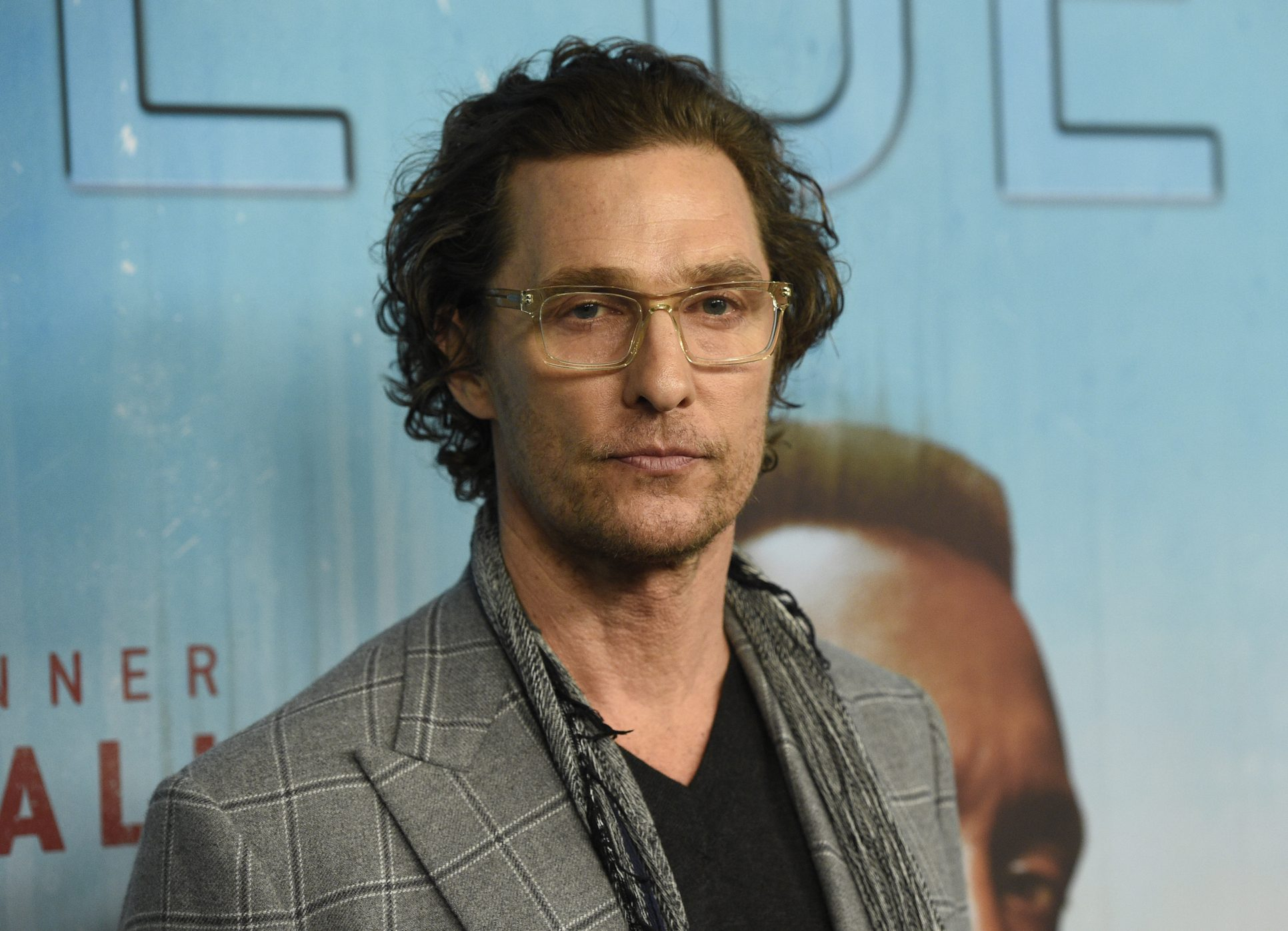 Oscar-winning actor Matthew McConaughey becomes professor ...