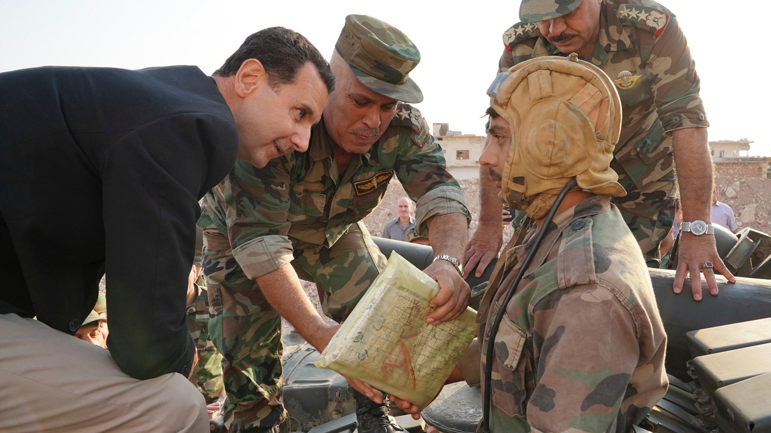Bashar Assad