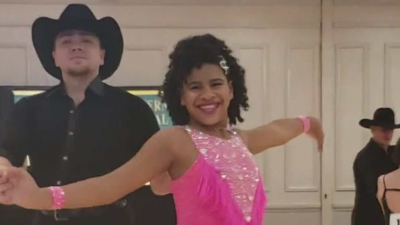 10-year-old World Champion Dancer Overcomes Bullying