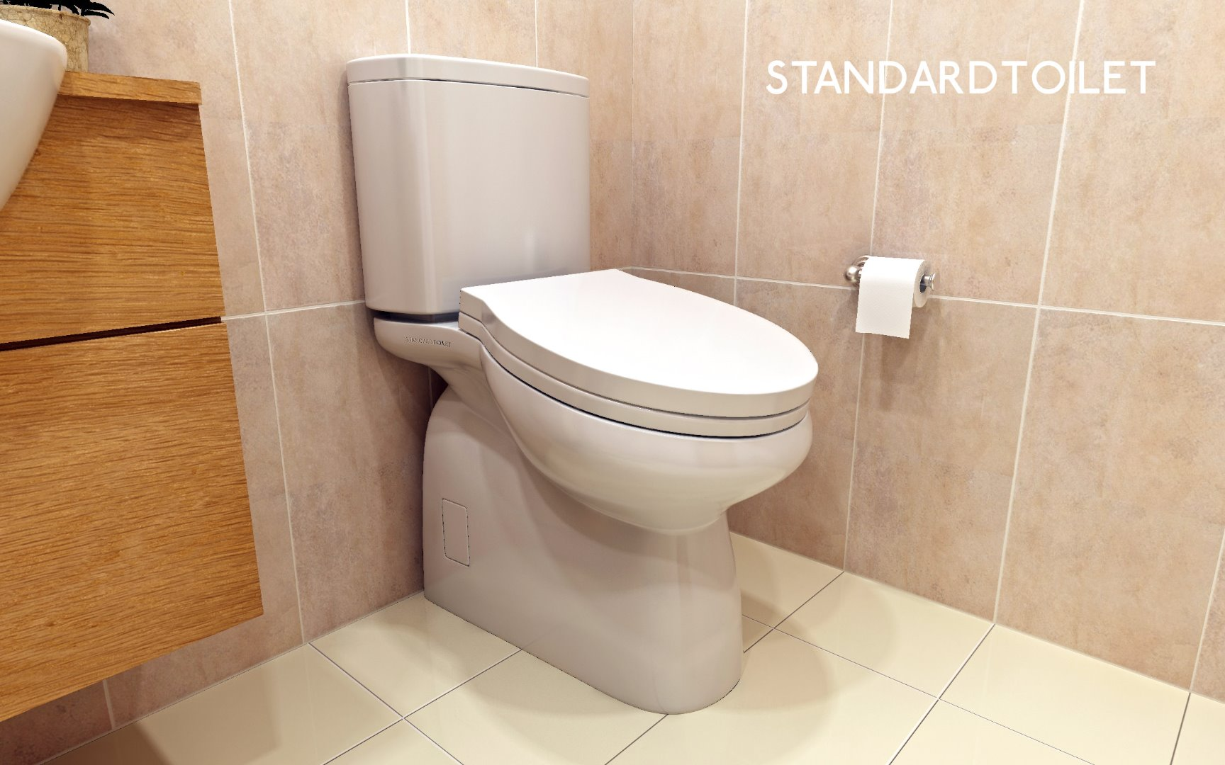 New Toilet Design Could Stop Long Bathroom Breaks At Work Cbs 42
